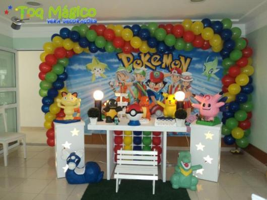 Provencal elements Pokémon party