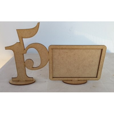 Your 15th birthday party deserves a personalized MDF souvenir
