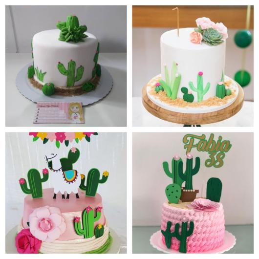Some cake trends for your cactus party