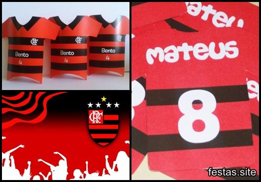 Flamengo party invitations inspirations