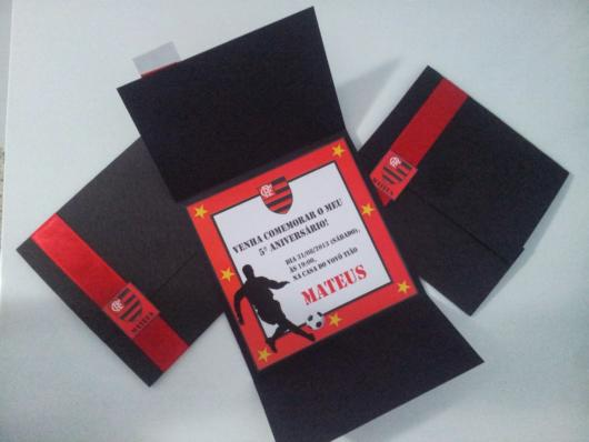 This card will please the guests and get them excited to be present at your party