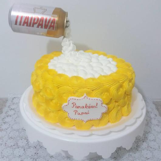 A simple Itaipava cake that you can make at home