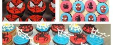 The best tips for you to produce a sensational Spider-Man cupcake!
