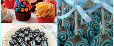 Baby Shower Sweets: Inspirations