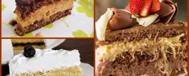 Birthday Cake Filling: Inspirations