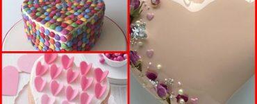 Heart Cake: Inspirations
