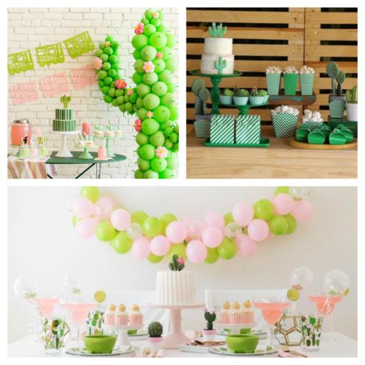 80 inspirations for an amazing cactus party!