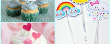 Cupcake Rain of Love: Models to be inspired