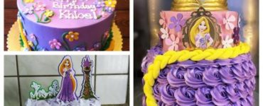 Rapunzel cakes have been in high demand