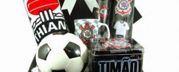 soccer team gift kit, like Corinthians, for example
