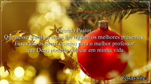 Beautiful Evangelical Christmas Messages for the Pastor