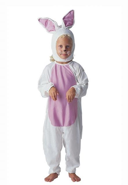 Children's female rabbit costume