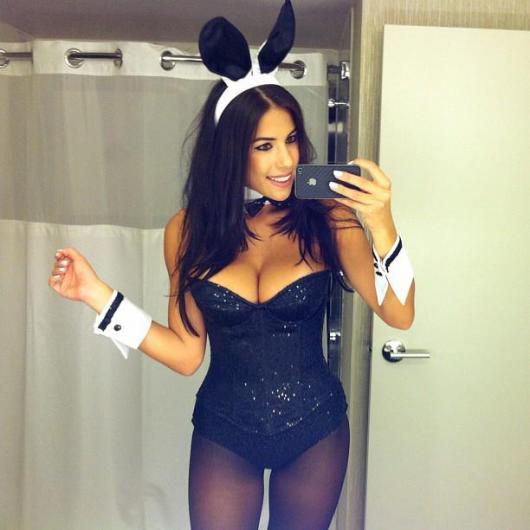 plauboy bunny costume