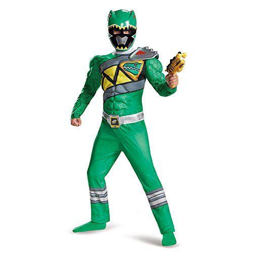 Fantasy power rangers green.