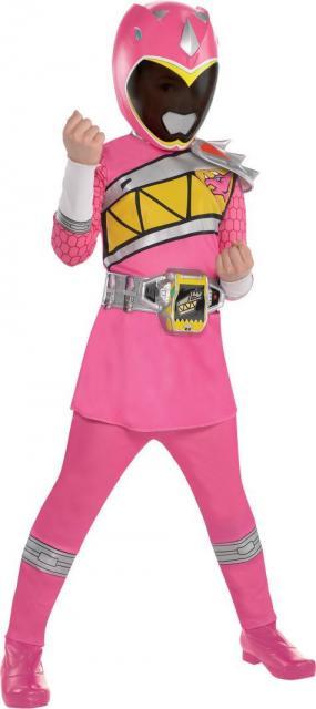 Fantasy Power Rangers Pink.