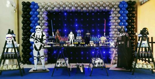 Luxurious Star Wars Party