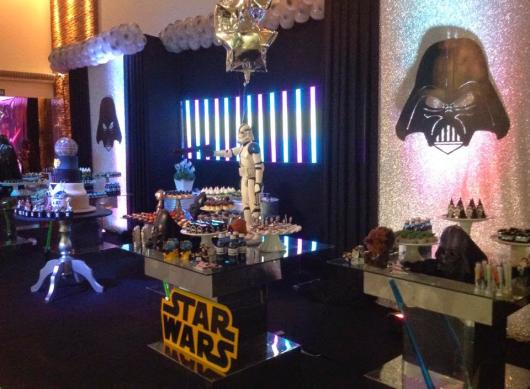 Sophisticated Star Wars Party