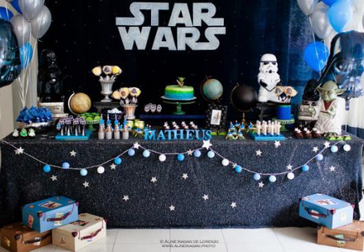 Star Wars Polka Dot Party