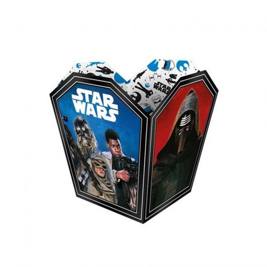Star Wars cachepot party
