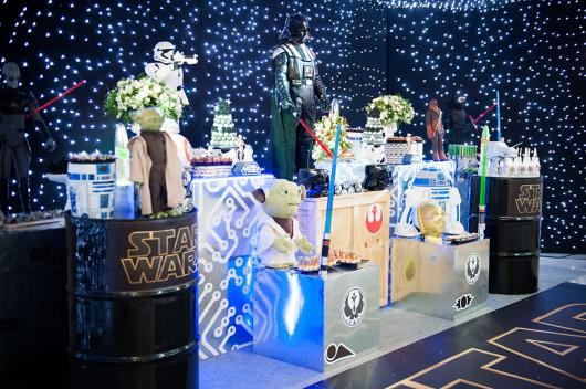 Star Wars Party for Kids