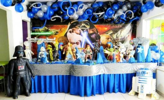 Children's Star Wars Party with Panel