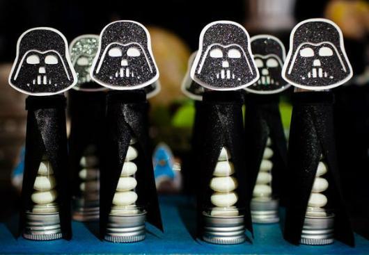 Star Wars Popcorn Bucket Party