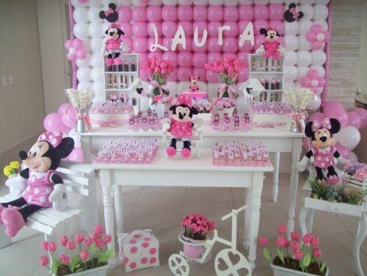 Minnie Rose Provençal Party