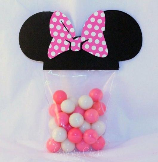 Minnie's Pink Sweet Souvenir Party
