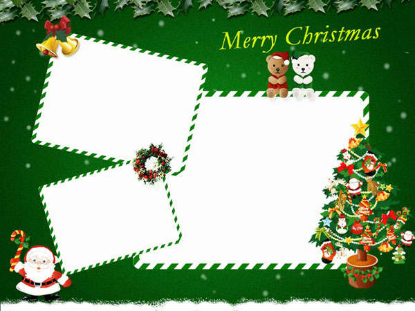 card to edit with photo