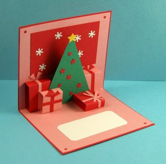 3D gifts card