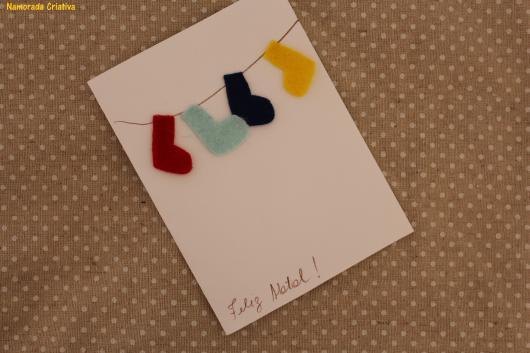 simple girlfriend card