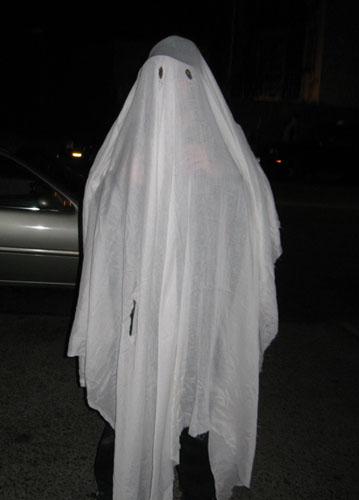 simple ghost fantasy