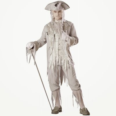 luxury ghost costume