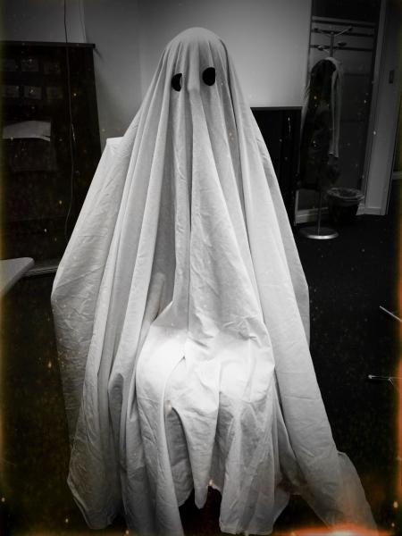 ghost fantasy idea