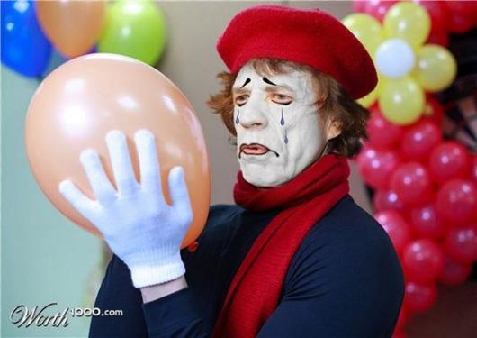 clown idea