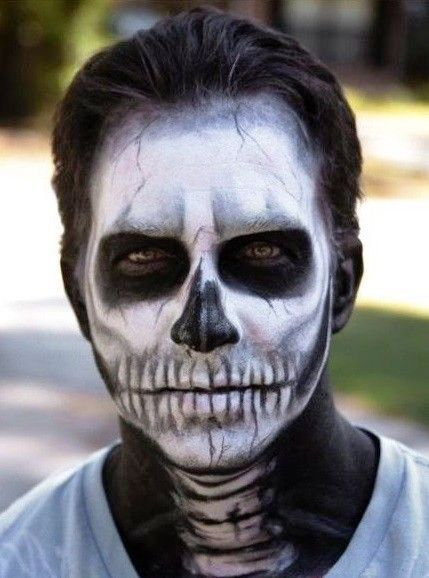 skull fantasy man