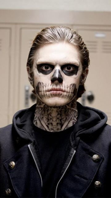 skull look
