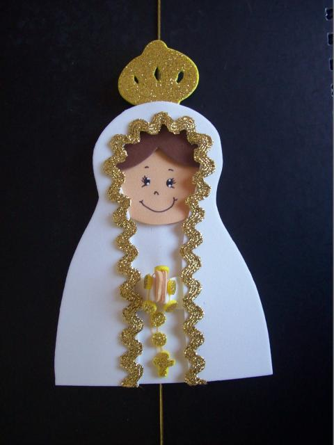 bookmark of Our Lady of Fátima