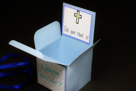 box as gospel souvenir