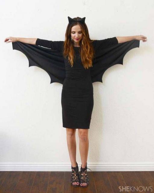 female halloween costume