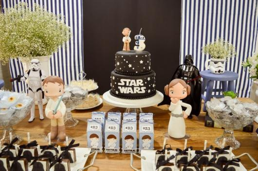 Star Wars children's party decoration
