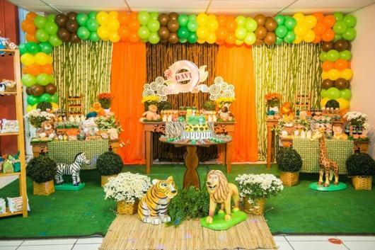 Large Safari Party Decoration