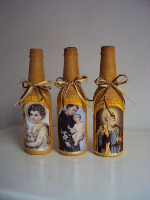 party favors-junina-with-bottle-of-beer