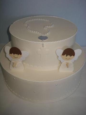 fake EVA cake