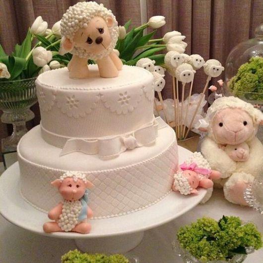 sheep decoration