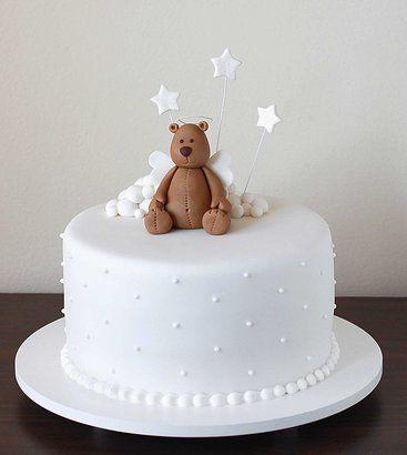 cake with bear