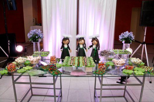 private graduation party decoration