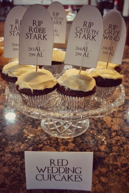 party decoration ideas game of thrones