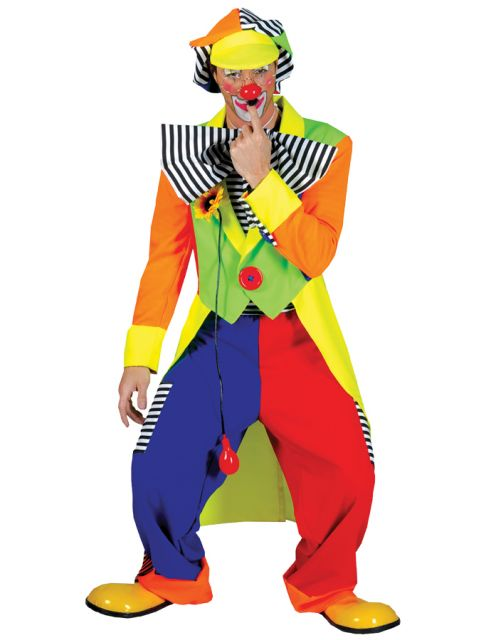 current clown costume