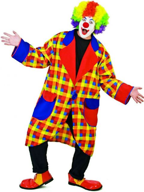 clown costume how to do
